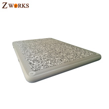 OEM PVC and drop stitch material floating mat for leisure